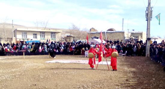 روستای آغبلاغ ورزقان