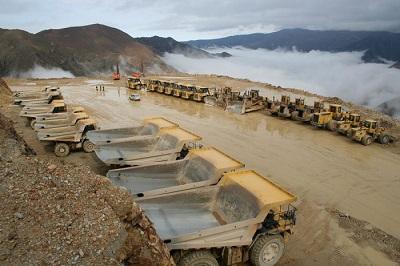 معدن مس سونگون و محیط زیست ارسباران