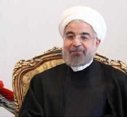 حجت الاسلام و المسلمین دکتر حسن روحانی