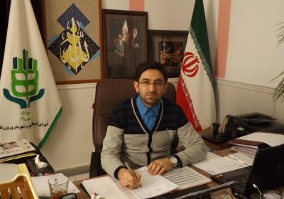 کامران رحمتی شهردار اسبق ورزقان