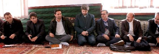 مسجد جامع روستای سیه کلان