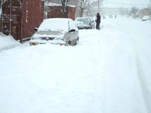 برف ورزقان
