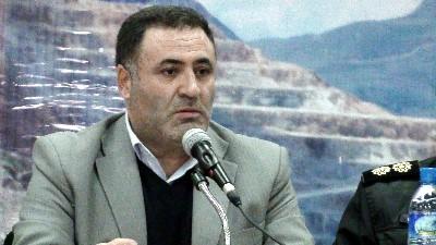 فرماندار محترم شهرستان ورزقان - علی وفادار