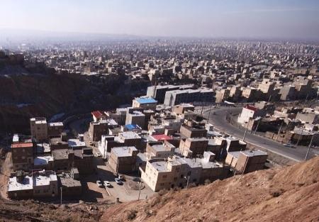 منطقه حاشیه نشین تبریز