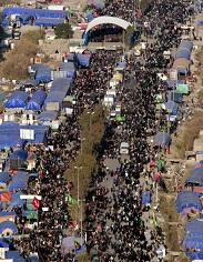 راهپیمایی عظیم اربعین