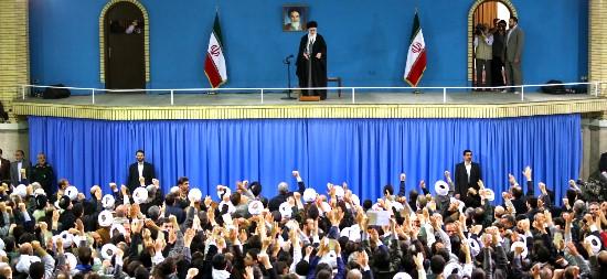 بیانات رهبر معظم انقلاب اسلامی در دیدار مردم آذربایجان شرقی