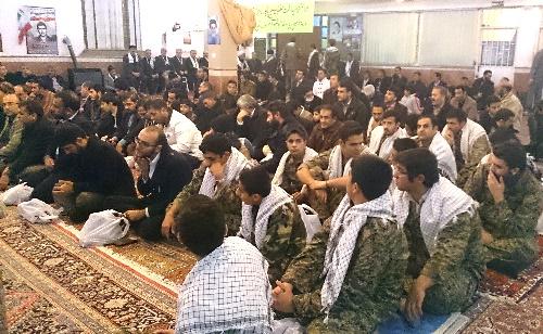 مسجد امام محمد باقر(ع) شهرک ارم