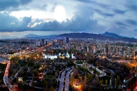 شهر زیبای تبریز