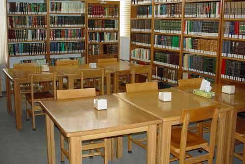 کتابخانه ورزقان