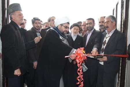 افتتاح مدرسه در روستای آقبلاق سفلی