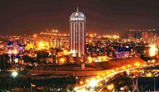 برج تجارت جهانی تبریز