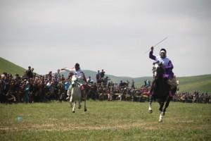 ۲۲مین جشنوارهی فرهنگی ورزشی عشایر