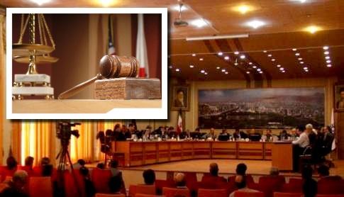 دستگیری اعضای شورای شهر تبریز