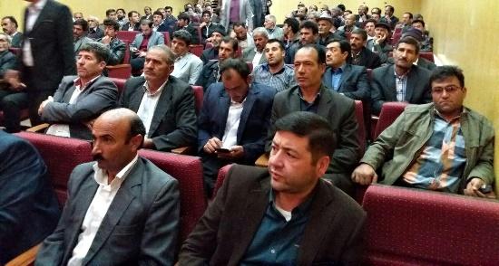 شوراهای شهرستان ورزقـان