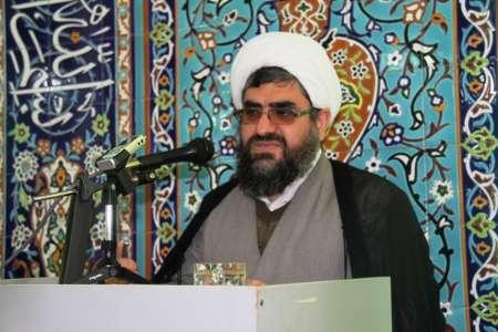 حجتالاسلام مسعود مهدوی - امام جمعه محبوب ورزقان