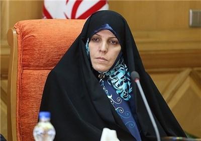 خانم دکتر مولاوردی - معاون رئیس جمهور در امور زنان و خانواده