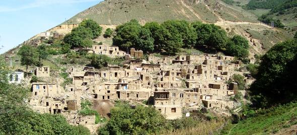 روستای کرینگان - زبان تاتی