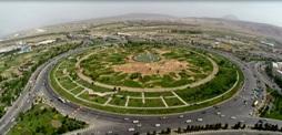 میدان آذربایجان شهر تبریز