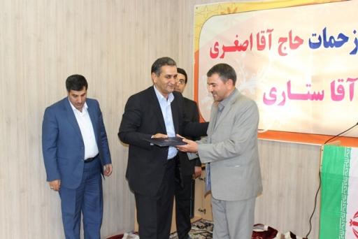 علیرضا ستاری - مدیر آموزش و پروش ناحیه 5 تبریز