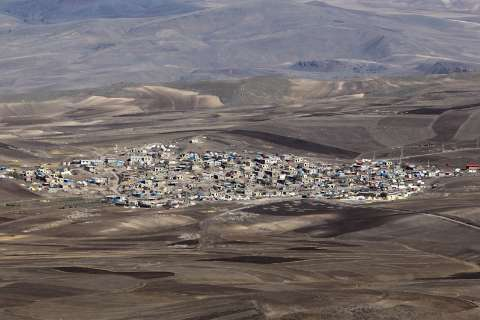 روستای مهترلو ورزقان