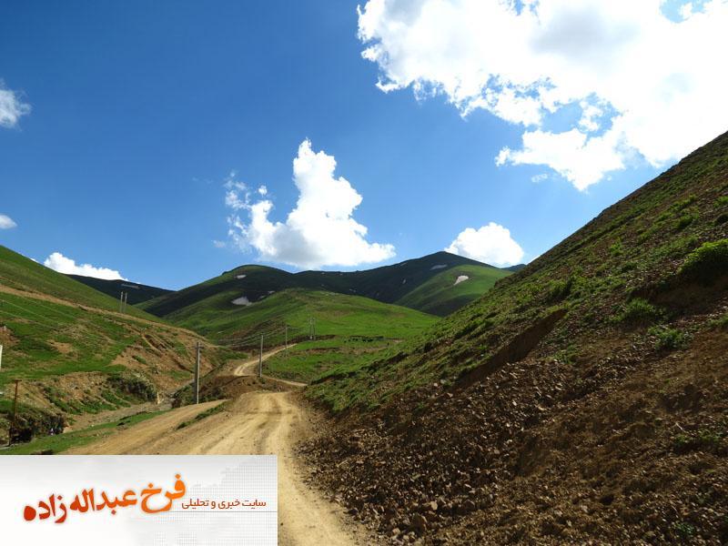 جاده روستا