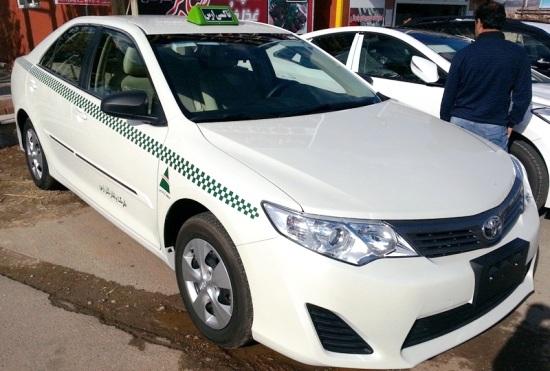 تاکسی پلاک ارس تبریز