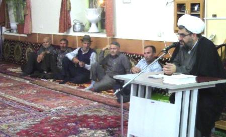 مسجد روستای صعومه دل