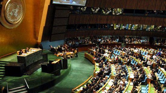 معرفی دکتر صادق نجفی به عنوان مدیر اطلس شهرهای اسلامی در مقر اصلی سازمان ملل متحد
