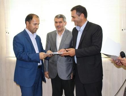 معرفي رحيم احمدي به عنوان معاون جديد پرورشي و تربيت بدني ناحيه 5 jfvdc