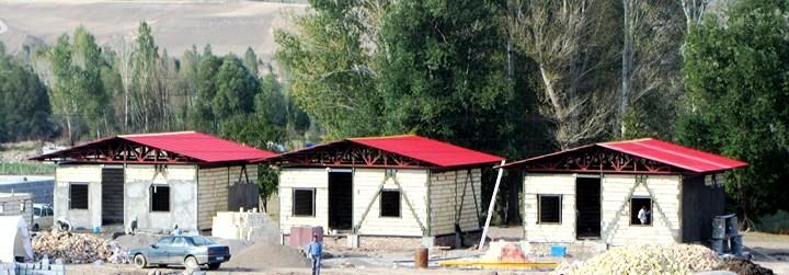 شهرستان ورزقـان در سومين سالگرد زلزله ارسباران