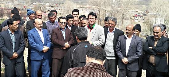 روستای سیه کلان - شهرستان ورزقان