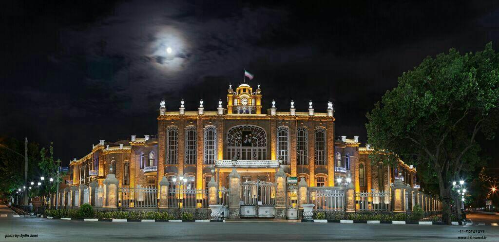 تبریز زیباترین شهر ایران