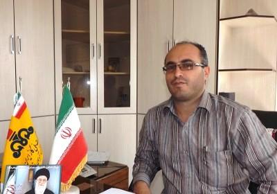 عباد پورداداش - رئیس اداره گاز شهرستان ورزقان