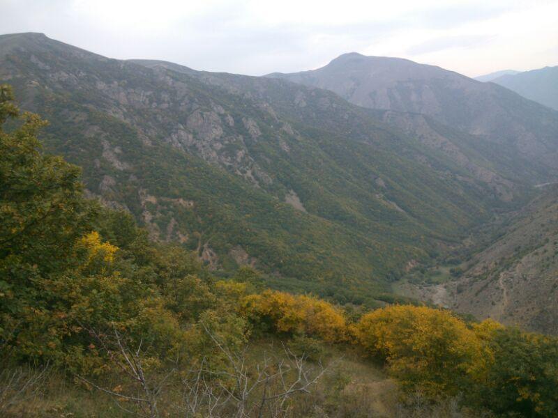روستای برازین - جنگل های ارسباران