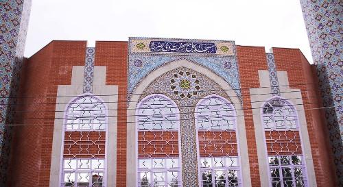 مسجد جامع ورزقان